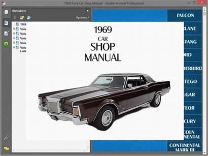 Lincoln 1969 Continental Manual Repair Iii Mark