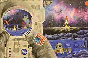 NASA Langley Student Art Contest