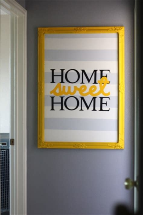 Striped Home Sweet Home Wall Art Home Decorators Catalog Best Ideas of Home Decor and Design [homedecoratorscatalog.us]