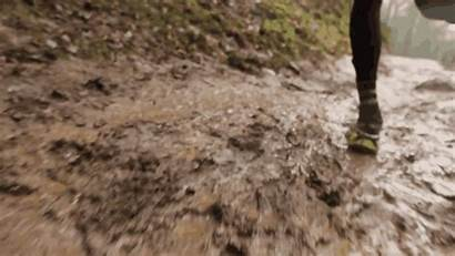 Running Trail Fall Weather Workout Giphy Want