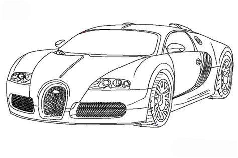 Malvorlage Bugatti Veyron Malvorlagencr