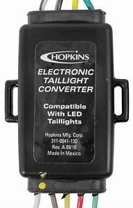 Hopkins Tail Light Converter Kit With 4