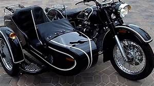 2006 Ural Sidecar Retro Motorcycle At Celebrity Cars Las
