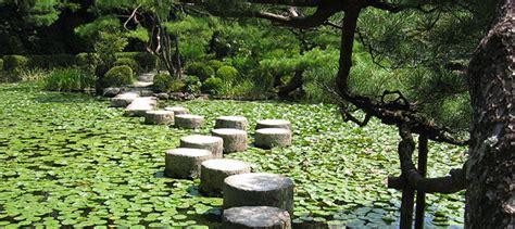 Japanischer Garten Zitat by Japanischer Garten Heian Jingu Wasserweg Teepod Alles