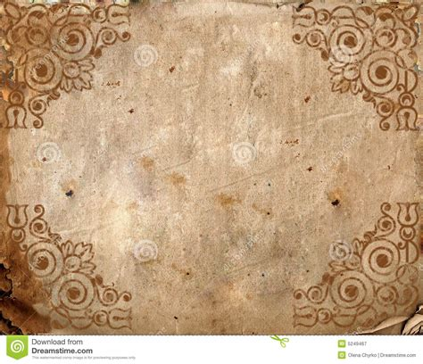 vintage background  paper royalty  stock