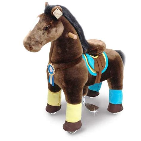 spielzeug pferd zum reiten medium von ponycycle