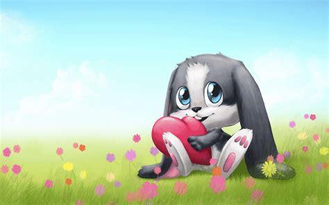 Animated Bunny Wallpapers - bunnies gt schnuffel bunny