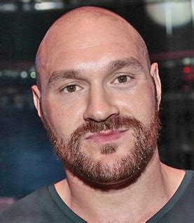 Tyson Fury Body Measurements Height Weight Shoe Size Vital ...