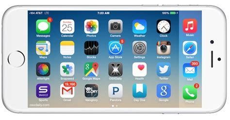 iphone rotate screen iphone plus home screen not rotating it s your display