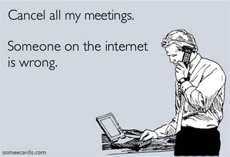 Arguing On The Internet Meme - is arguing on the internet worth it opinions umassmedia com