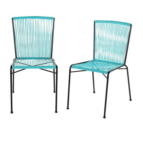 chaises bleues location chaises ipanema