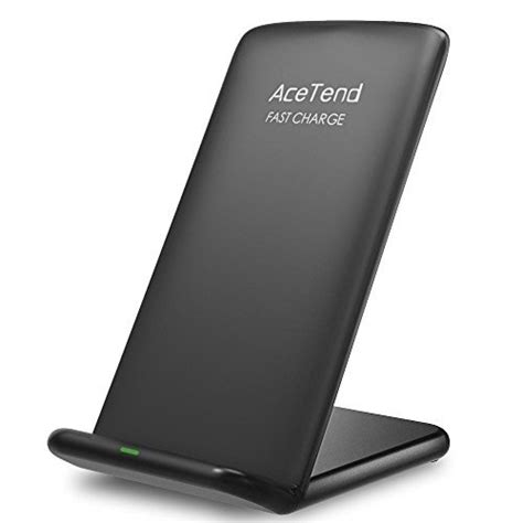 s8 kabellos laden acetend wireless charger