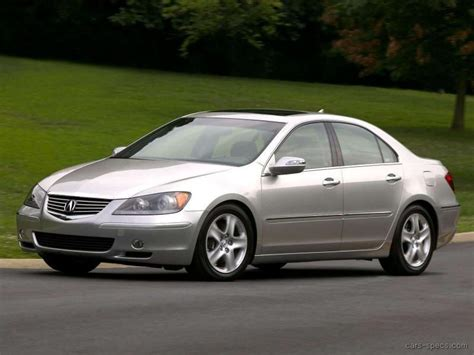 2005 Acura Rl Specs by 2005 Acura Rl Sedan Specifications Pictures Prices