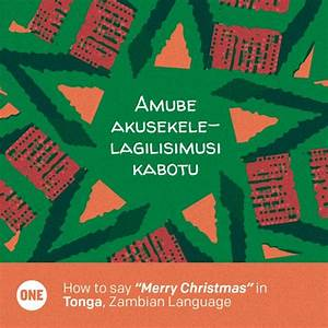 one how to say merry in six languages