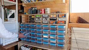 How to Build a Multipurpose Garage Storage Station