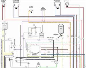 Wiring Diagram For Austin Healey 3000