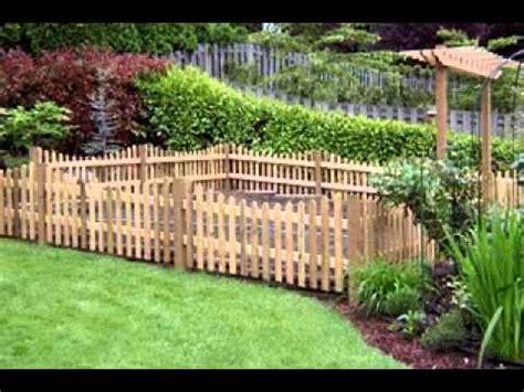cheap backyard fence ideas cheap garden fencing ideas