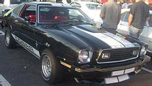 ford mustang  generation wikipedia