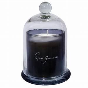 Bougie Sous Cloche : bougie parfum e sous cloche loyd 260g pices gourmandes ~ Teatrodelosmanantiales.com Idées de Décoration