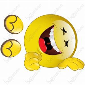 Smiley Rolling On Floor Laughing Emoticon | Car Interior ...