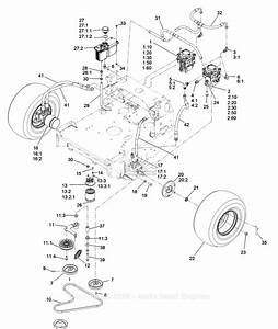 Exmark Ttx650ekc60400 S  N 400 000 000 And Up Parts Diagram