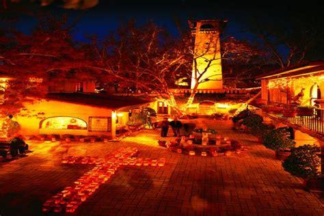 sedona festival of lights red rock fantasy