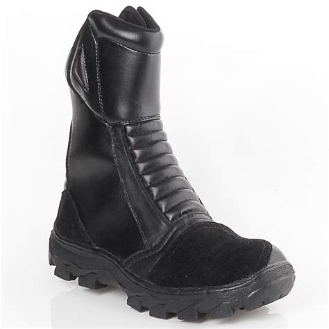 jual beli sepatu boot cowok hitam lbu 874 boot pria