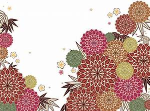 Japanese Cherry Vector background - Free Vector Site ...