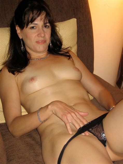 More Of Brunette Milf Amateur Wife Nonny Nude And Spread