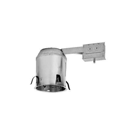 halo recessed lighting installation halo h7 6 in aluminum recessed lighting housing for