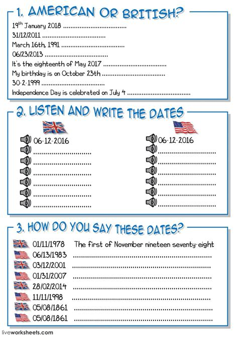 write     english interactive worksheet