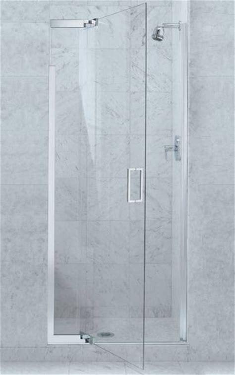 Kohler Glass Shower Door - kohler purist pivot shower door contemporary shower