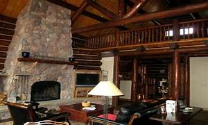 Small log cabin interior ideas small log cabin floor plans for Log homes interior designs 2