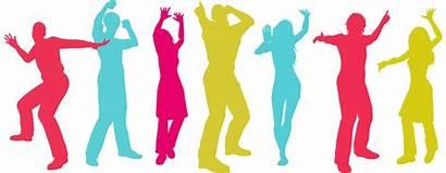 Clipart Party Fun Dance Having Clip Transparent