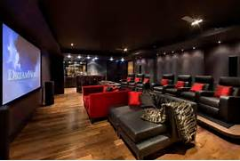 Home Theater Designs by 15 Cool Home Theater Design Ideas DigsDigs