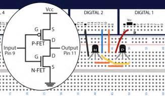 Electronics Explorer Intro The Digital Pattern