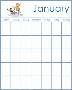 preschool calendars With preschool calendar template printables