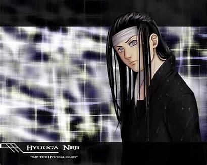 Neji Naruto Wallpapers Hyuga