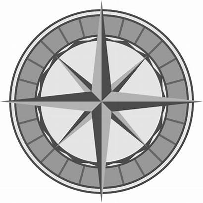 Compass Rose Nautical Clip Objects Curb Curbalertblog