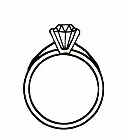 Engagement Ring Clipart Clip Rings Clipartion Personal