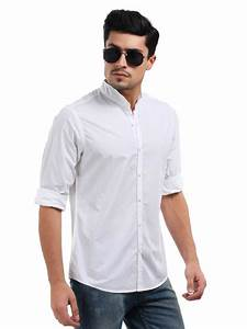 Colour combination that always work for Men! White shirt with Blue Jeans is the combination that ...