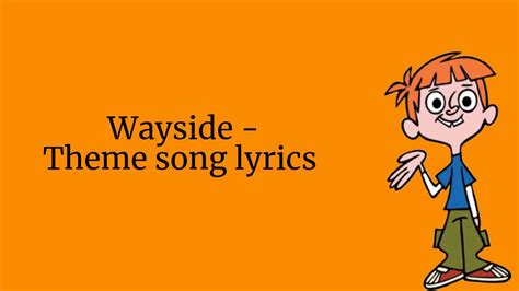 Use our youtube intro maker to create your own video intro in minutes. Wayside - Theme song / Intro lyrics - YouTube