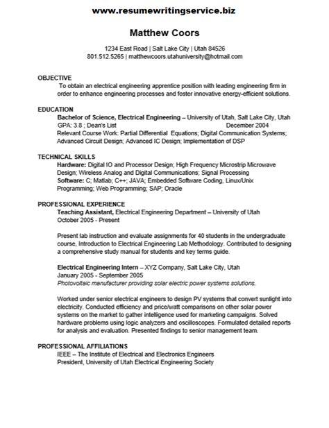 28 sle resume for engineer survivingmst org sle resume cv electrician sle resume for electrical