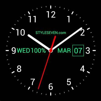 Clock Windows Analog App Icon