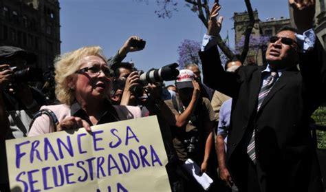 La francesa Cassez, encarcelada por secuestradora, seguirá ...