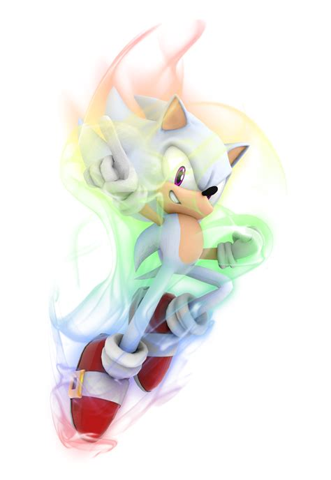 Super Hyper Sonic the Hedgehog