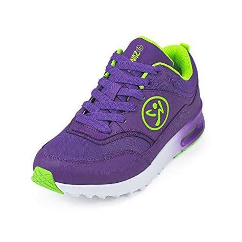 zumba classic air schuhe sneakers meilleures chaussures problem feet workout purple