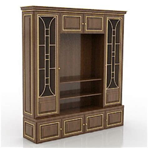 Cupboard Models For by 3d Beds Shkaps Cupboard N100611 3d Model 3ds For