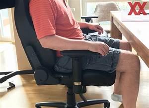 Sitzhöhe Stuhl Norm : gaming chair was es zum bequemen sitzen braucht hardwareluxx ~ One.caynefoto.club Haus und Dekorationen