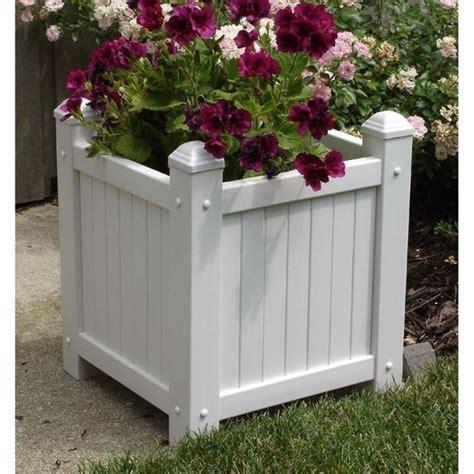 vasi in pvc fioriere per terrazzi vasi e fioriere fioriere per